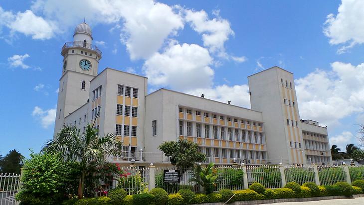 Upanga Jamatkhana,  Dar es Salam, Tanzania
